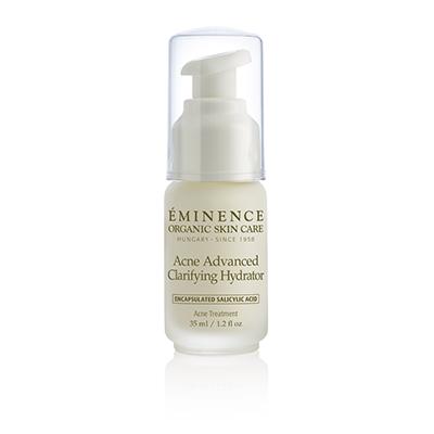Hydratant avancé contre l'acné