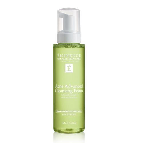Eminence Organics Mousse nettoyante avancée contre l'acné