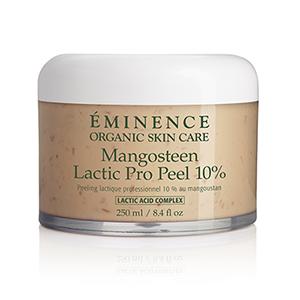 Eminence Organics Mangoustan Lactic Pro Peel 10%