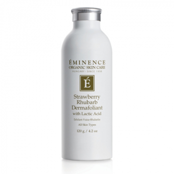 Eminence Organics Stone Crop Fraise Rhubarbe Dermafoliant