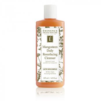 Nettoyant resurfaçant quotidien au mangoustan Eminence Organics