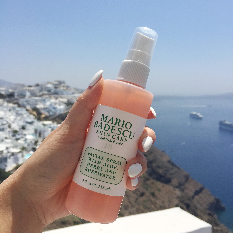 Grèce Conseils pour une peau d'été éclatante