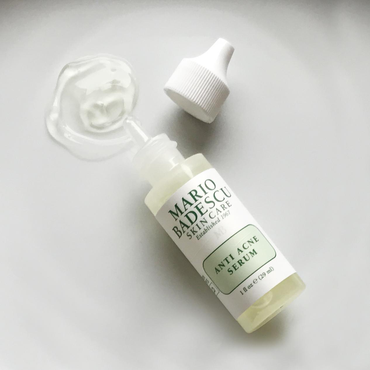 Sérum anti-acné Mario Badescu