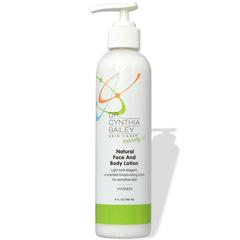 meilleure lotion naturelle pour les soins de la peau d'automne