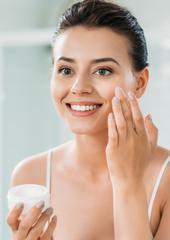 soins de la peau anti-âge pour l'eczéma