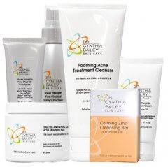 Combattez rapidement l'acné avec le kit Pityrosporum Folliculitis Sunsavvy