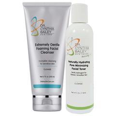 meilleur kit de nettoyage pour la peau sans séchage