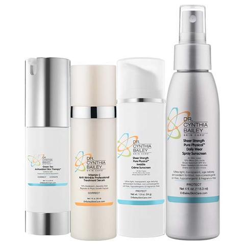 meilleurs soins de la peau antioxydants pour le visage