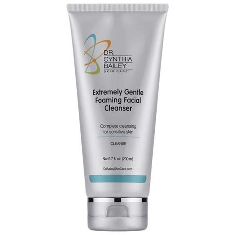 faits de soins de la peau meilleur nettoyant visage pour peau sèche