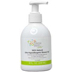 gel douche sans parfum certifié bio
