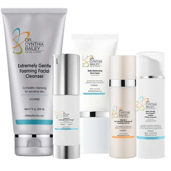 meilleurs produits de soins de la peau antioxydants pour lutter contre le vieillissement cutané