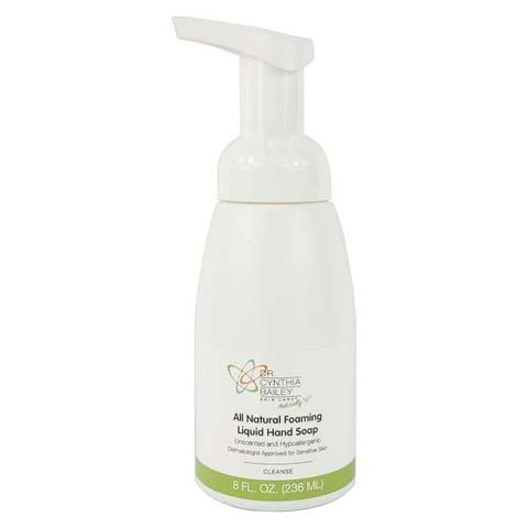 Savon pour les mains naturel approuvé par les dermatologues soins de la peau professionnels